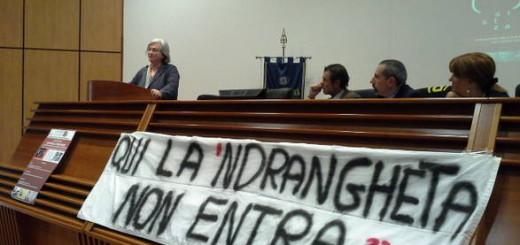 Rosy Bindi all'Università della Calabria