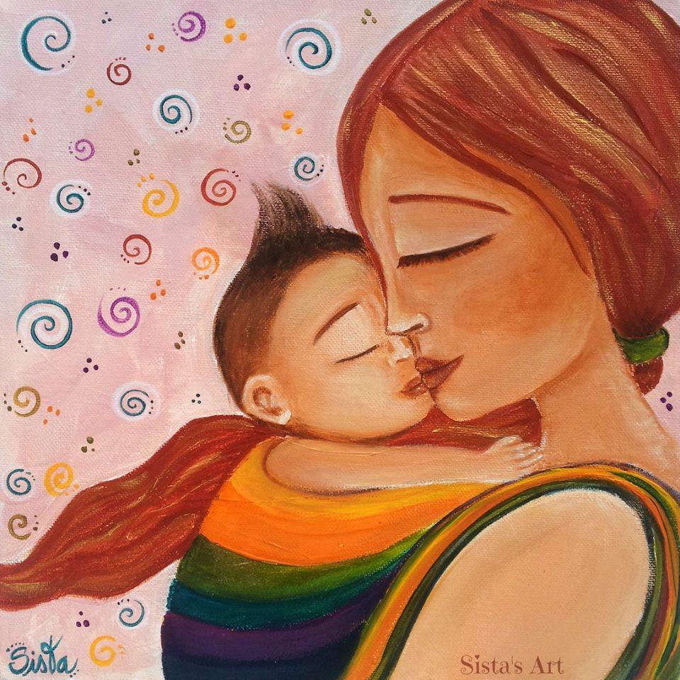 mamma-figlio