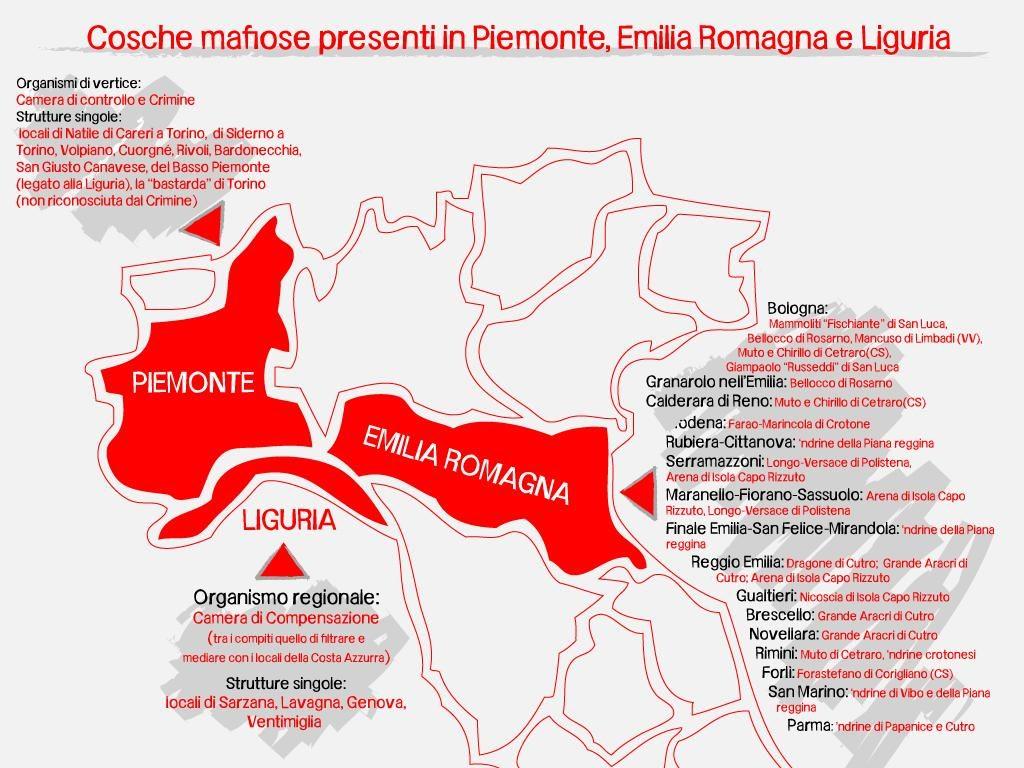 ndrangheta Piemonte