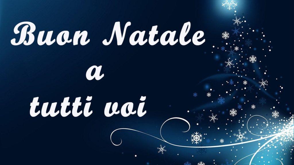 Buon Natale Buon Natale Canzone.Tanti Auguri Di Buon Natale A Tutti Voi E Alle Vostre Famiglie